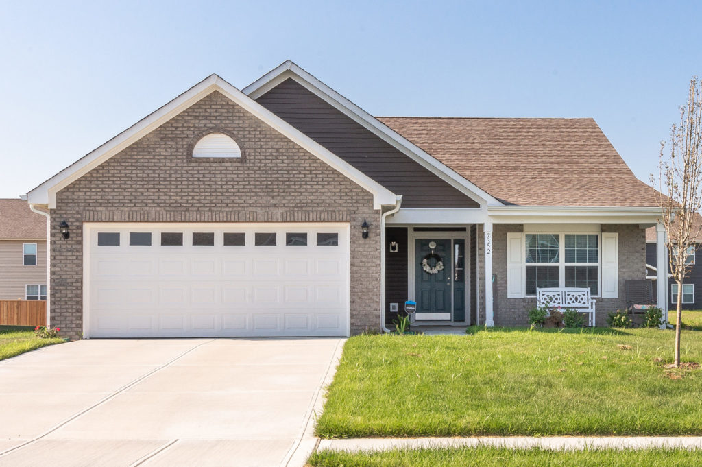 Ranch Homes by Arbor Homes